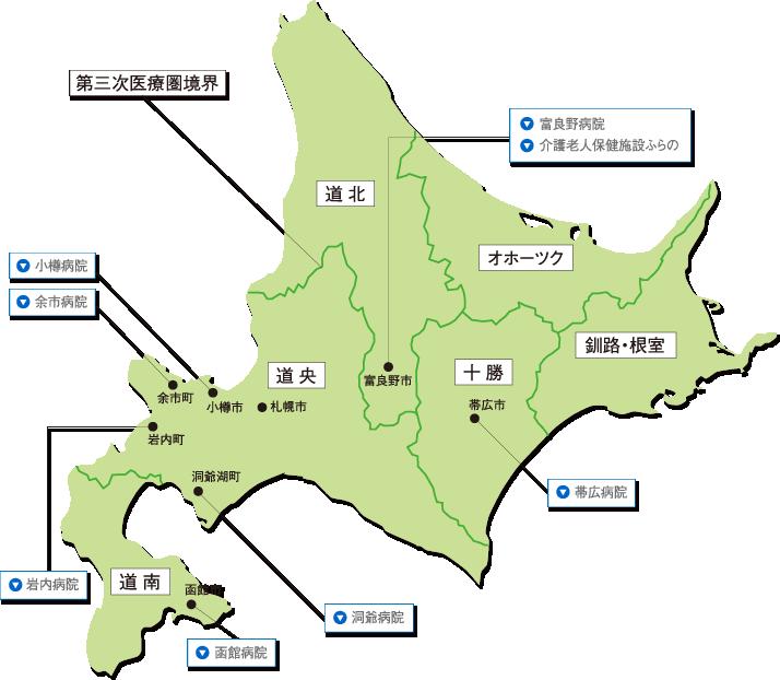 施設紹介:マップ